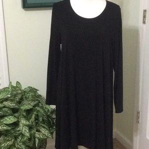 ❤️ UC Grace Elements L/S black swing dress, XL